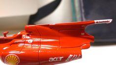 1/43 Tameo kits Ferrari F10 GP Monza