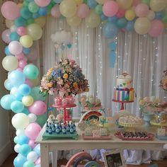 Chuva de amor, para o anivérsario e chá de bebê do Irmãozinho. #festachuvadeamor #decoracaochuvadeamor #festaprimeiroreinado #chuvadeamorchadebebe #lubalao #entrenafesta #inspiracaofestas #festaemsantoandre #festaemsaobernado #festaemsaocaetanodosul #festeirasdoabc #hojetemfesta #inspiresuafesta #pontoaponto #encontrandoideias #festaabc #festanoabc #festademenina #festademenina #noclimadafesta #festasincrives