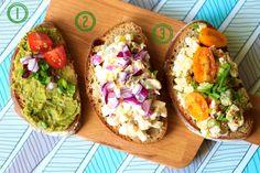 Przepisy na zdrowe pasty kanapkowe Whole Food Recipes, Snack Recipes, Cooking Recipes, Healthy Recipes, Healthy Food, Heathy Breakfast, Sandwiches, Dips, Kitchen Recipes