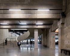 Behind the Building: Herzog & de Meuron's Tate Modern Switch House Tate Modern Museum, Tate Modern London, Space Architecture, Architecture Details, Tate Modern Extension, Switch House, Modern Photographers, Brutalist, House Design