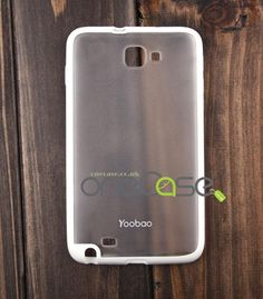 Yoobao Case for Samsung Galaxy Note feature:    Compatible with: Samsung Galaxy Note i9220, N7000, i717   Material: PC+TPU   Simple and elegant, humanized design   Cutouts allow access to all ports easily, switches, speakers and sensors   Protects your phone against drop, shock and collisions   Fits every part perfectly  Protects your Samsung Galaxy Note from damages, dust and scratches, etc.    Compact design for perfect fitting.