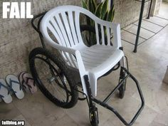 Wheelchairs of the Future | Roll-a-Ramp