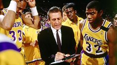 greatest lakers - Coach Pat Riley