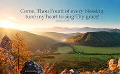Come Thou Fount Of Every Blessing - Chris Rice