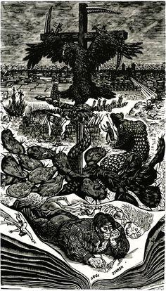Old Books by Dead Guys: Leopoldo Mendéz: Oficio de Grabar by Francisco Reyes Palma
