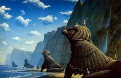 Sentinels par Michael Whelan