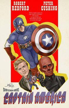 Capitão América (Foto: Ilustração de Joe Phillips)