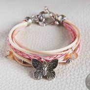PINK BUTTERFLY Pink Butterfly, Sunnies, Bracelets, Creative, Jewelry, Fashion, Haute Couture, Moda, Jewlery