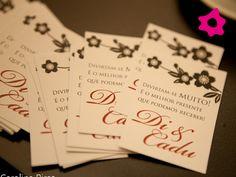 carta de boas vindas hotel casamento - Pesquisa Google