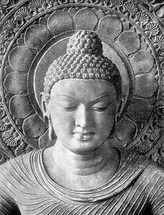 """Buddha-in-Meditation  --  """"Love is Anterior to Life, Posterior to Death, Initial of Creation, and The Exponent of Breath.""""~ Emily Dickinson"""
