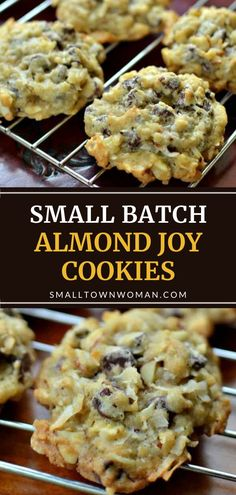 Almond Joy Cookies, Chocolate Chip Shortbread Cookies, Yummy Cookies, Funfetti Cookies, Roll Cookies, Baking Cookies, Bar Cookies, Oatmeal Cookies, Cookie Bars