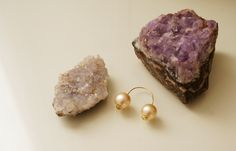 Francine's Place: DOUBLE PEARL RING (DIY)