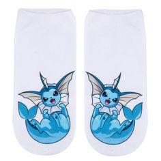 Nouveau produit : Chaussettes blanches Aquali mignon Geek Jeux video Vous aimez ? / New product do you like ? Prix: 4.95 #new #nouveau #japanattitude #chaussettes #et #collants #kawaii #jeuxvideo #geek #pokemon #go #pokemogo #aquali #evoli #accessoire #blanc #bleu #jeux #video #nolife #vaporeon #eevee #socks #accessory #white #games #sacha