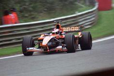Jos Verstappen - Arrows A22 (Asiatech) - 2001 - Spa Francorchamps