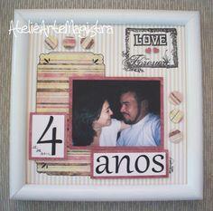 Quadro Love. ArteMagistra.com.br