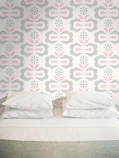 Glory / non-woven wallpaper   LAVMI