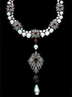 Liz Taylor's necklace