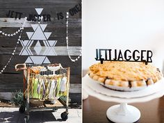 Jett's modern southwestern 1st birthday | Beijos Events | 100 Layer Cakelet