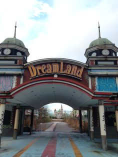 Abandoned theme park Nara Dreamland Entrance [OC] [480x640]