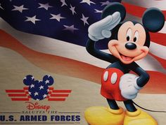 Disney Armed Forces Salute Renewed for 2014-2015 - Army Wife 101