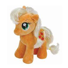 Ty My Little Pony Small Applejack Plush Toy
