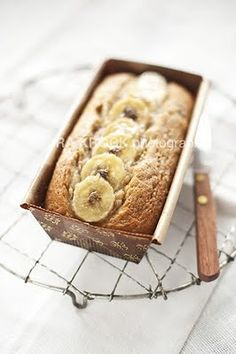 No fail banana bread- perfect timing..just mashed and froze those last few bananas that never get eaten!