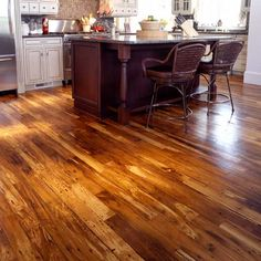 Dear Lord: Please let me win a jackpot so I can have these beautiful maple floors. Amen.
