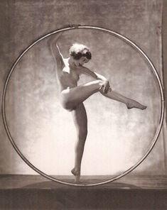 """Doris Humphrey in a Hoop"", 1924"
