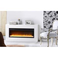 Homestar Mantova Freestanding Electric Fireplace & Reviews | Wayfair