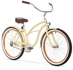 Complete Cruiser Bikes - sixthreezero Womens 26Inch Beach Cruiser Bicycle * Continue to the product at the image link.