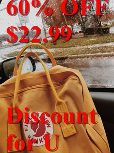 Fjallraven Kanken Backpack kaueiz Fall Hair, Kanken Backpack, How To Make, How To Wear, Best Deals, My Style, Womens Fashion, Fitness, Stuff To Buy