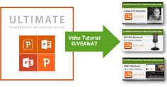 Free course on how to make your PowerPoint video slides and narration sync up perfectly.