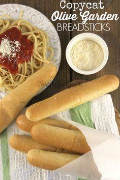 Copycat Olive Garden Breadstick Recipe - Thrifty Jinxy