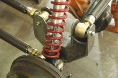 Trail-Link Long Travel Rear Suspension Kit by Trail-Gear (110050-1-KIT)