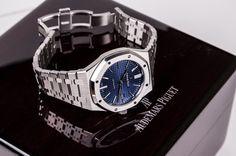 Audemars Piguet Style No: Audemars Piguet Watches, Breitling Watches, Audemars Piguet Royal Oak, Elegant Watches, Beautiful Watches, Sport Watches, Cool Watches, Dream Watches, Ap Royal Oak