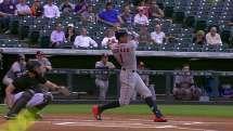 MLB Videos (6/17/2015): Carlos Javier Correa's (Houston Astros) 3rd HR (2-R HR) of 2015 Season (3rd MLB Career HR) @ Coors Field, Colorado Rockies.