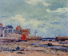 maxime maufra | At Low Tide - Maxime Maufra - WikiArt.org