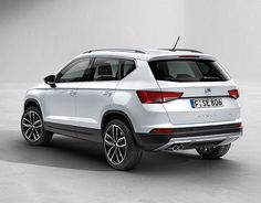 SEAT SUV Ateca Frontansicht
