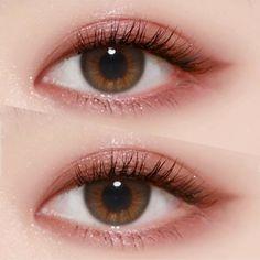 Pink Eye Makeup, Makeup Eye Looks, Cute Makeup, Simple Makeup, Eyeshadow Makeup, Makeup Cosmetics, Makeup Trends, Makeup Inspo, Makeup Art