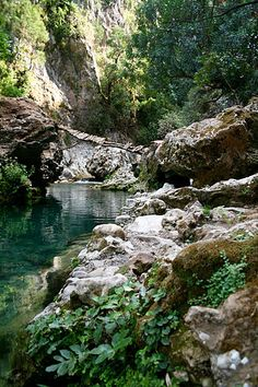 Talassemtane National Park, Morocco