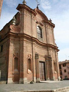 Chiesa di Santa Maria Assunta a Ghemme (No) | Scopri di più nella sezione Itinerari tematici del portale #cittaecattedrali