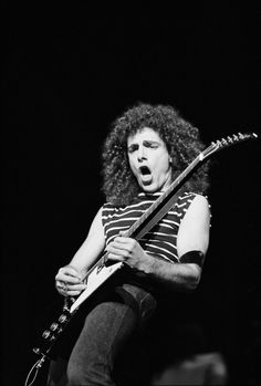 Neal Schon, taken when the original Journey were together. Description from pinterest.com. I searched for this on bing.com/images