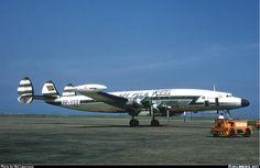 Lockheed L-1049H Super Constellation in RJTT, September 1960