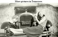 Rarely Seen Photos of Blanche and Buck Barrow of the Bonnie and Clyde Barrow Gang, ~ vintage everyday Bonnie Parker, Bonnie Clyde, Bonnie And Clyde Photos, The Bonnie, Platte City, Famous Outlaws, The Babadook, Bank Robber, Women In History