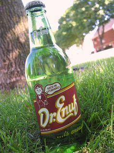 The original energy drink - Dr. Enuf