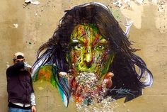street art by hopare | Hopare hopare collage paris 2014 1 720x485