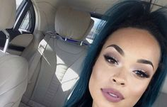 Did Kylie Jenner Jack All Her Past Makeup and Hair Looks From Heather Sanders? Heather Sanders, Beauty Tips, Beauty Hacks, Women Names, Hair Looks, Kylie Jenner, Makeup Tips, Past, Past Tense