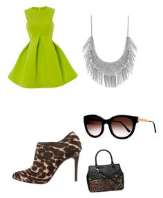 """Untitled #632"" by bri-dawsonaretogetherallthetime on Polyvore featuring Lanvin, Lucky Brand, Thierry Lasry and Fiorelli"