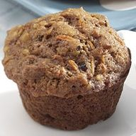 Morning Glory Muffins – healthy breakfast on the go.