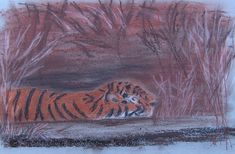 In rust. Crayons, Sketching, Rust, To My Daughter, Van, Website, Paper, Drawings, Pictures